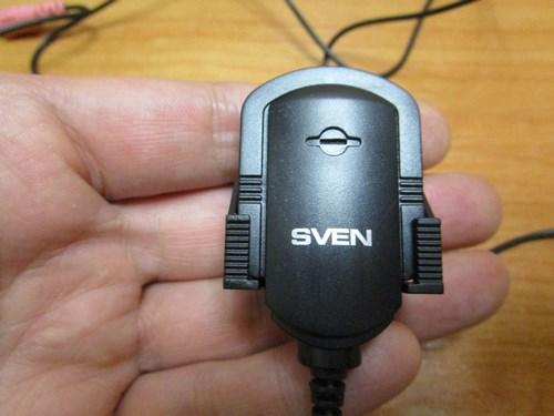Микрофон Sven mk-150 без крепления