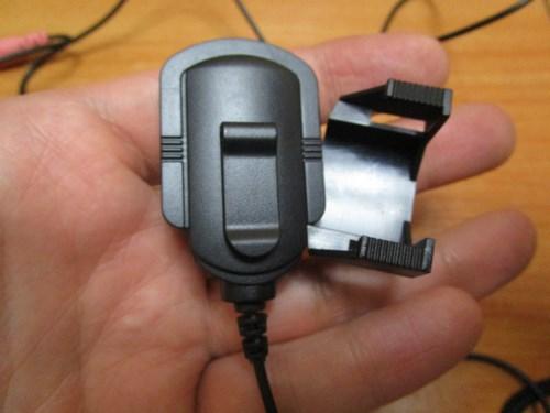Микрофон Sven mk-150 вынут из своего крепления