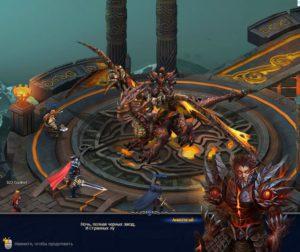 Игра Винтерфрост Наследие Севера система боев