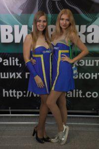 Девушки Игромир 2016
