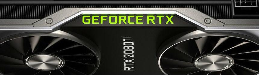 Новое поколение видеокартGeForce RTX 2080 Ti от фирмыNvidia