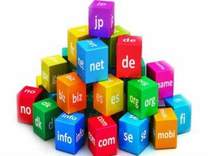 Популярные доменные зоны