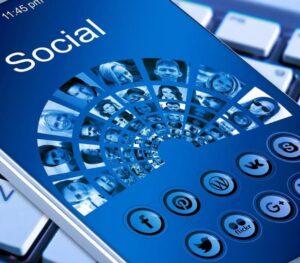 Блог и социальные сети