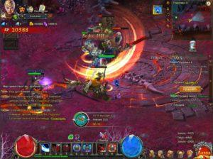 Бои в игре Орден Магов