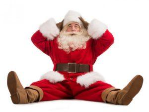 Новый год Дед Мороз виджет для сайта