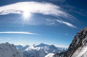 Панорама Эвереста Яндекса