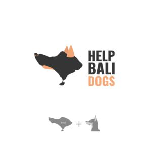Логотип для благотворительной организации на Бали