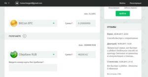 Hotexchange Лучшие обменникиБиткоинов и другой криптовалюты