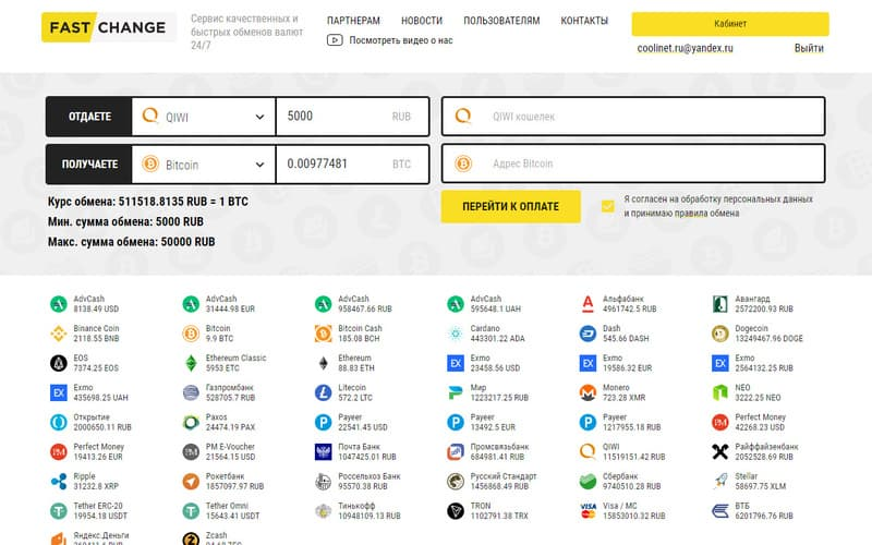 Лучшие обменникиБиткоинов и другой криптовалюты 2020