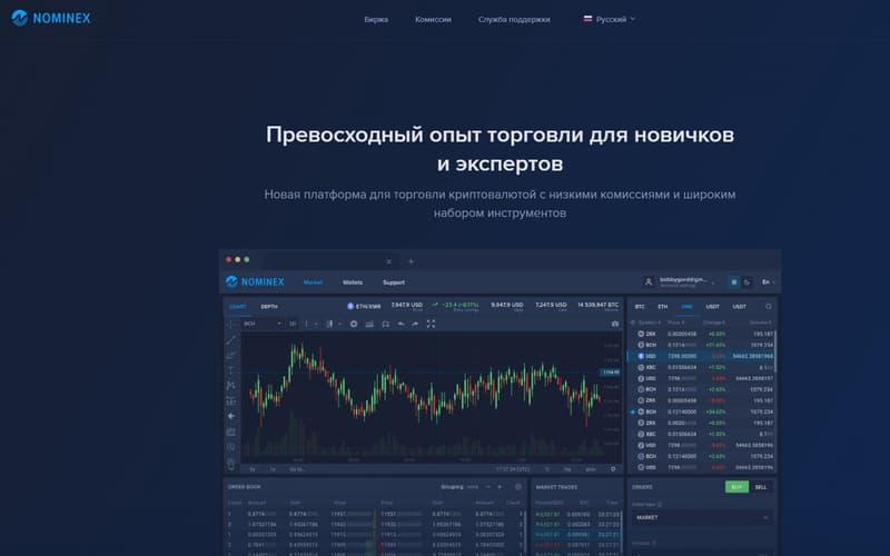 Лучшие биржи криптовалюты