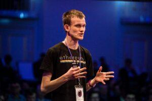 Соучредитель и основатель Ethereum, Виталик Бутерин