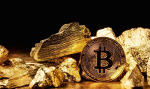 Биткоин цифровое золото