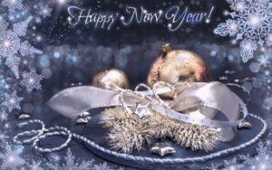 Картинка украшение Новый год 2021
