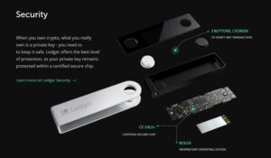 Ledger компания производитель аппаратных кошельков для криптовалют