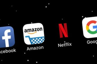 Facebook, Amazon, Netflix и Google