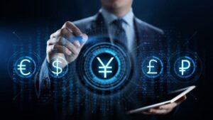Китайская цифровая валюта юань (DCEP)