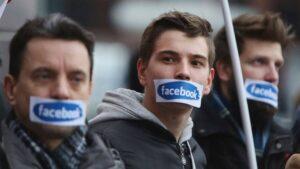 Цензура в Социальных Сетях