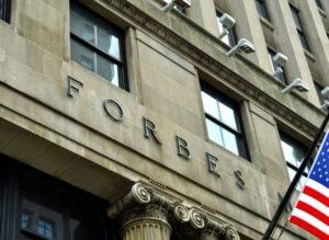 Forbes ТОП-50 блокчейн-компаний