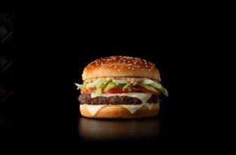 Сколько стоит Big Mac в криптовалюте?