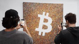 Искусство и криптовалюты