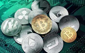 Анализ цен ТОП-10 криптовалют