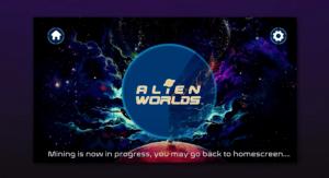 Allien Worlds